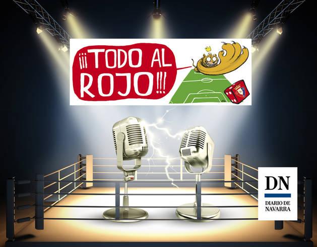Deja tus comentarios en redes sociales con el hashtag #PodcastAlRojo