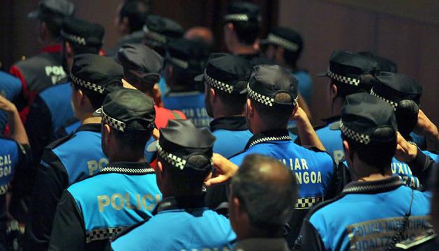 Policía Foral inicia patrullas mixtas en Barañáin y Sarriguren con la local