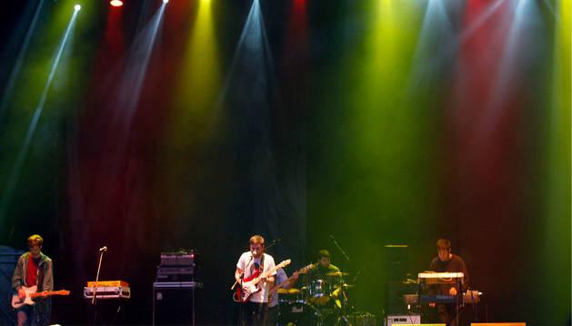 Actuación del festival Tres Sesenta de una edición anterior.