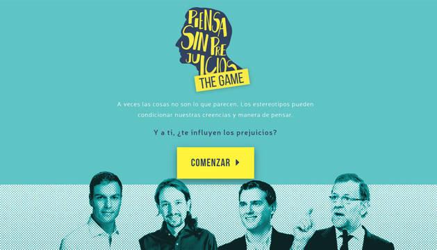 El PP lanza un juego para rebatir prejuicios y mostrar realidades