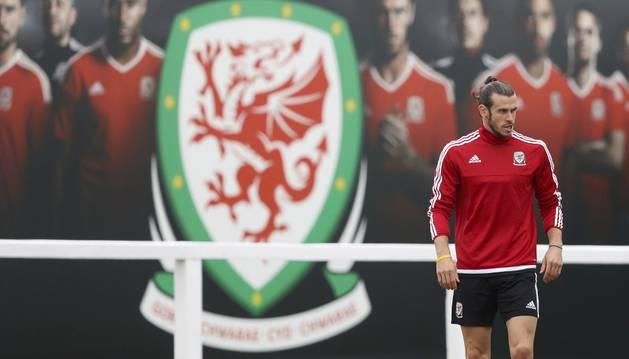 Bale, la gran estrella de Gales.