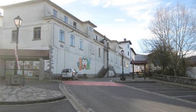 Colegio de Arantza.