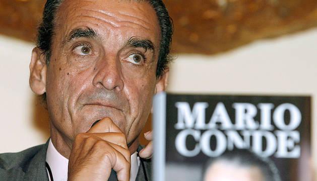 Fotografía de archivo (10/09/2009), del expresidente de Banesto Mario Conde.