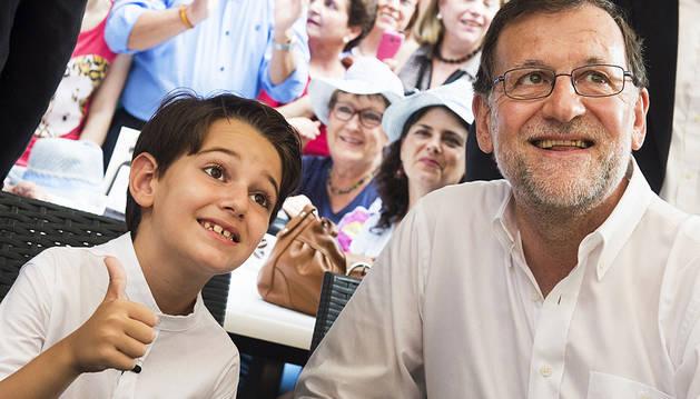 Rajoy pide al PSOE responsabilidad porque España necesita un gobierno