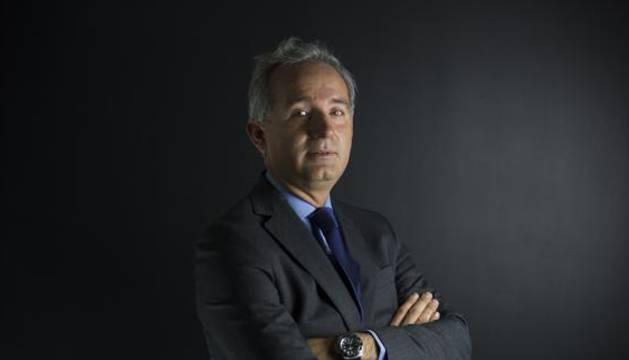 Enrique Serrano, consejero delegado de Titámica y experto en Big Data.