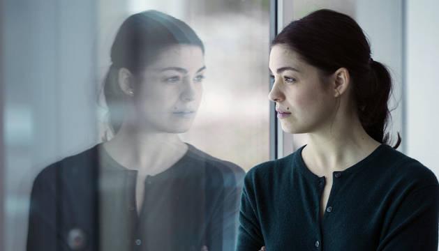 Natalie Madueño, la joven de origen andaluz que protagoniza 'Bedrag'.