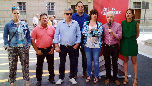 El PSN-PSOE propone un Plan de Choque contra el Desempleo