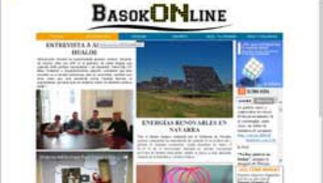 Una publicación digital de alumnos del IES Basoko, finalista de los premios 'El País de los Estudiantes'