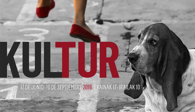 Cartel anunciador de Kultur este año.
