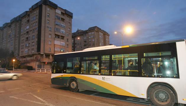 Zizur propone conectar las tres zonas del pueblo con transporte urbano
