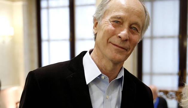 El escritor estadounidense Richard Ford.