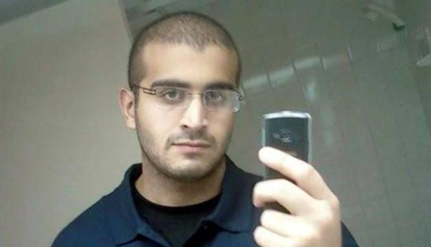 Omar Mateen, autor de la matanza de Orlando.