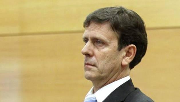 Eufemiano Fuentes, durante el juicio.