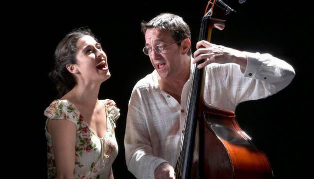 Javier Colina Trío y Silvia Pérez Cruz actuarán el 24 de junio en el Teatro Gayarre