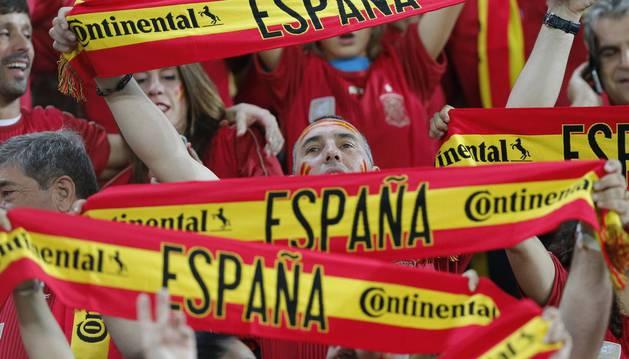 Dos turistas españoles, en estado grave tras ser agredidos por ultras rusos en Alemania
