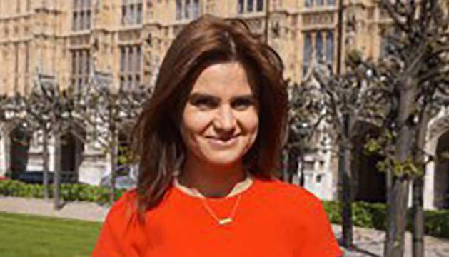 La diputada laborista Jo Cox.