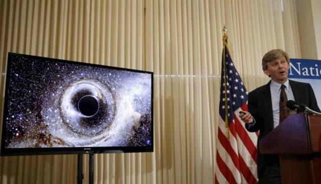 Detectan por segunda vez las ondas gravitacionales que predijo Einstein