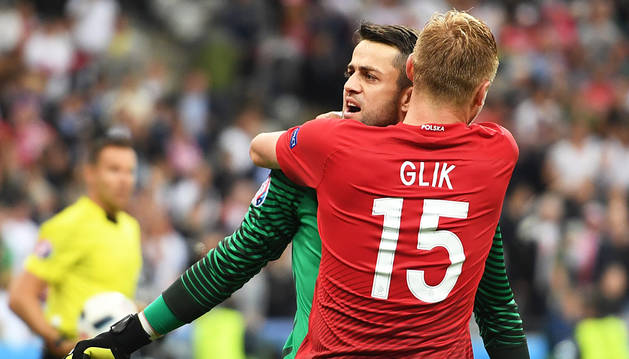 Polonia resiste el asedio germano (0-0)