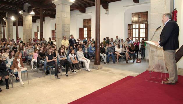 Entregados más de 80 premios de los concursos literiarios para jóvenes