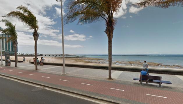 Un hombre muere ahogado en una playa de Lanzarote