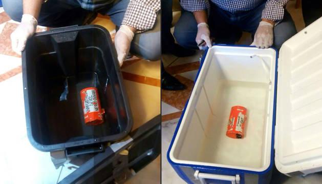 Hallan la segunda caja negra del avión de Egyptair siniestrado