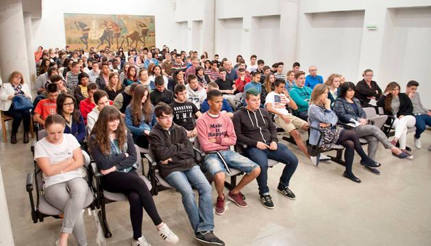 Entrega de diplomas a los 363 participantes en el programa LaborESO