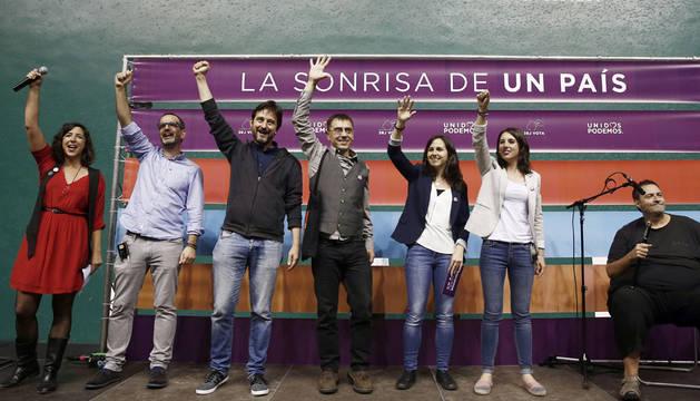 Monedero, en Pamplona: