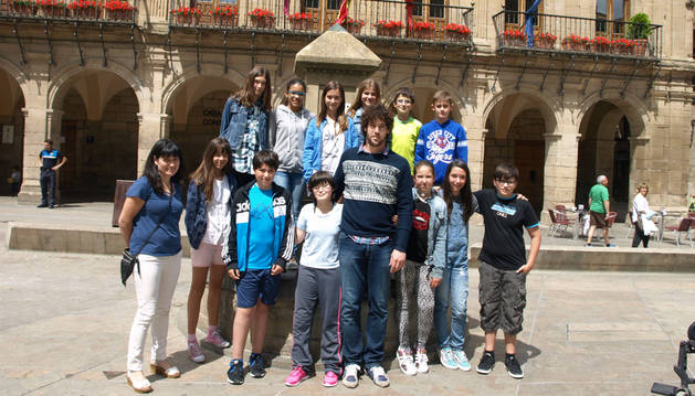 Viana se acerca a sus fiestas con la elección del alcalde infantil