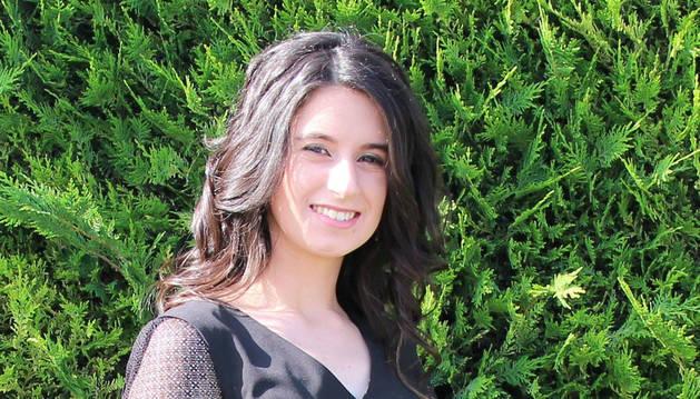 Asibe Ahmedova Kesim recoge el Premio Universitario Jaime Brunet
