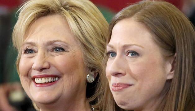 Nace el segundo hijo de Chelsea Clinton