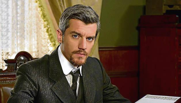 Gonzalo Trujillo encarna a Mauro en 'Acacias 38', serie de TVE.