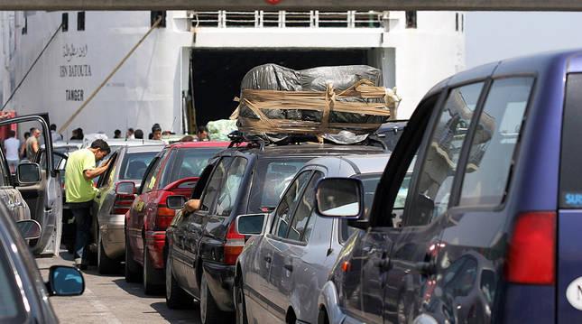 Más de 23.000 personas cruzan el Estrecho el primer fin de semana de la operación