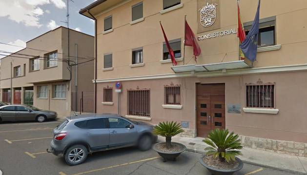 Ayuntamiento de Milagro.