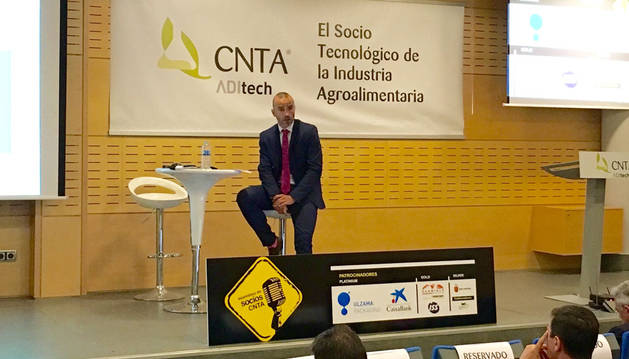 Héctor Barbarin, director general de CNTA