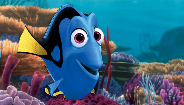 Imagen de la película 'Buscando a Dory'.