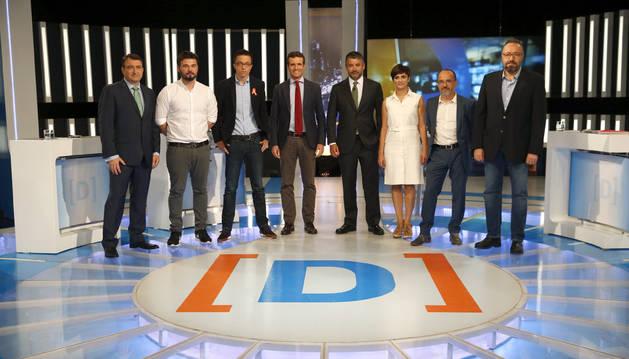 El debate a siete no resuelve las dudas sobre posibles acuerdos tras las elecciones