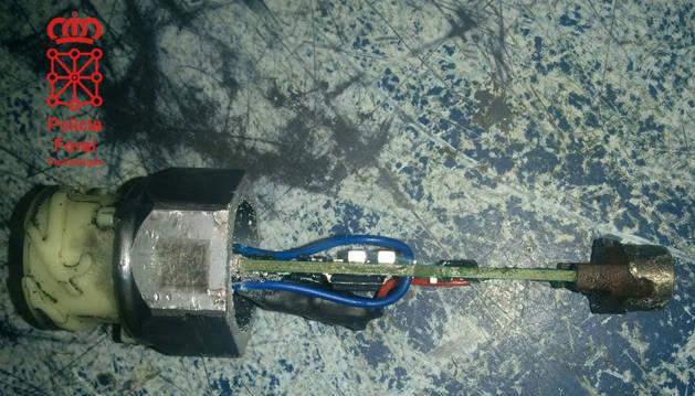 Detecta en Tiebas una manipulación del tacógrafo digital de un camión