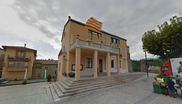 Ayuntamiento de Gironella (Barcelona).