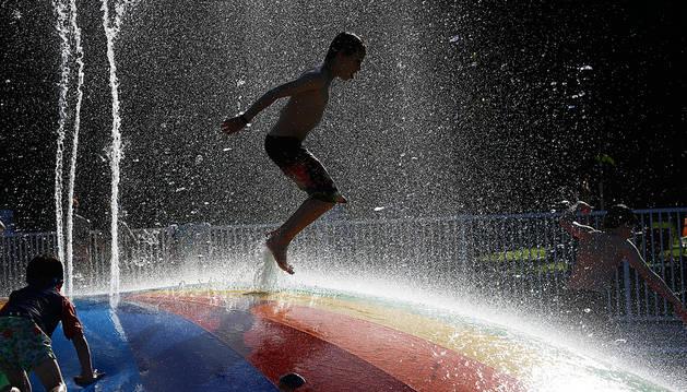 El fin de semana refresca después de registros de hasta 37 grados en Bera