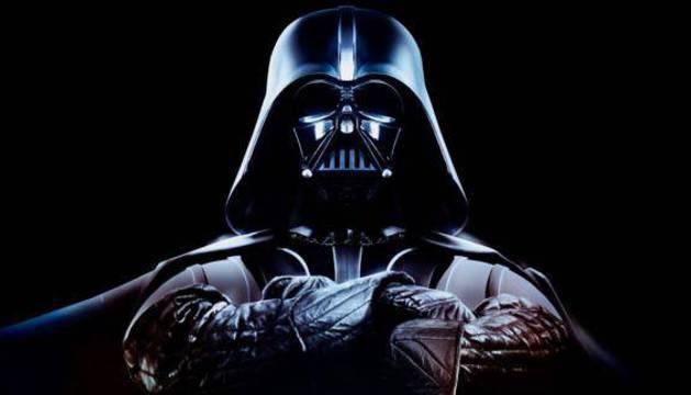 Darth Vader, uno de los villanos por excelencia de la historia del cine.