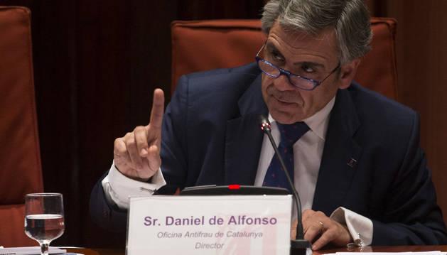 El jefe Antifraude pone el ventilador como estrategia de defensa