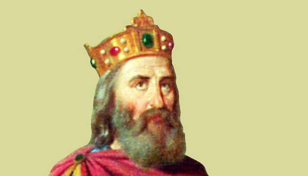 El rey que se vio las caras con los vikingos