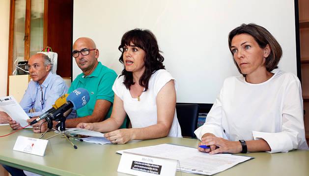 Sindicatos y asociaciones crean una mesa de trabajo para impulsar un Pacto Educativo en Navarra