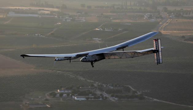 El avión Impulse II.
