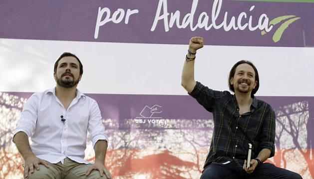 Iglesias pone en cuestión la limpieza del proceso electoral a tres días del 26-J