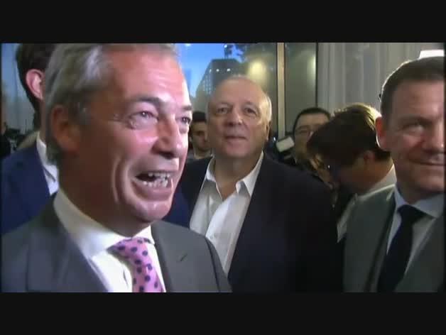 Reino Unido abandona la UE