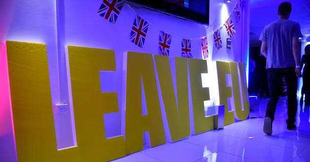 El Reino Unido vota por salir de la Unión Europea