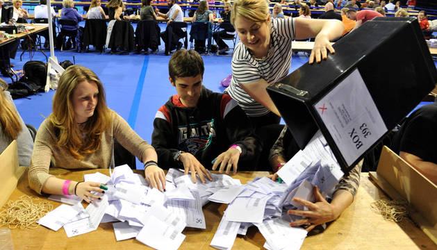 La opción de seguir en la UE gana en Escocia por amplia mayoría