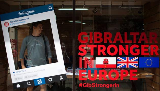 Gibraltar opta por que Reino Unido se quede en la UE, con un aplastante 96% de los votos