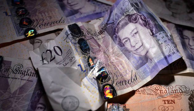 La libra pierde un 12% y se sitúa en niveles de 1985 tras el 'Brexit'